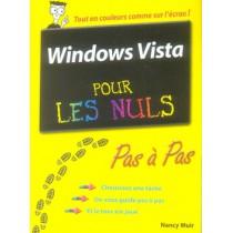 Windows vista pas à pas pour les nuls