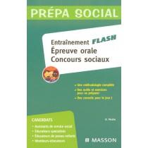 Entrainement Flash Epreuve Orale Concours Sociaux