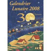 Calendrier lunaire (édition 2008)