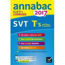 2017 - SVT - Terminale S
