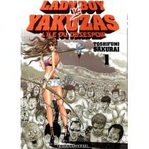 Ladyboy vs Yakuzas T.1 - L'île du désespoir
