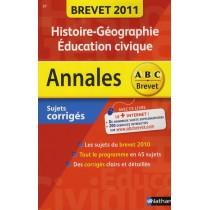 Histoire-géographie, éducation civique (édition 2011)