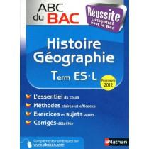 Histoire géographie - Terminale ES-L