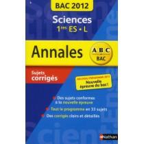 Sciences - 1Res ES, L (édition 2012)