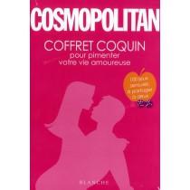 Cosmopolitan - Coffret coquin pour pimenter votre vie amoureuse
