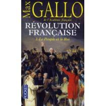 Révolution française T.1 - Le peuple et le Roi
