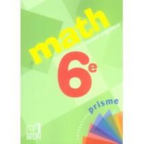 Mathématiques - 6E - Livre de l'élève - Edition 2005