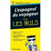 L'espagnol du voyageur pour les nuls - Guide de conversation
