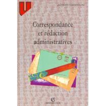Correspondance Et Redaction Administratives