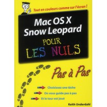 Mac OS X Snow Leopard pas à pas pour les nuls