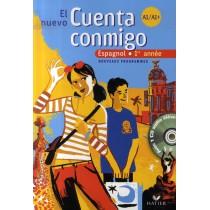 Espagnol - 1Ere année - A 1/ A1+ - Livre de l'élève + cd audio de l'élève (édition 2007)
