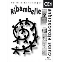 Maîtrise de la langue - CE1 - Guide pédagogique - Série jaune
