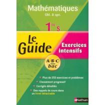 Mathématiques obligatoire et spécialité - 1Ere S - Exercices intensifs