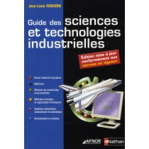 Guide des sciences et technologies industrielles (édition 2008)