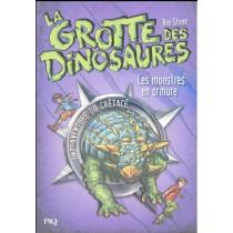La grotte des dinosaures T.3 - Les monstres en armure