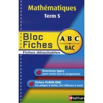 Mathématiques - Terminale S - Bloc fiches