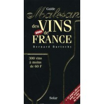 Guide Malesan Des Vins De France 2001