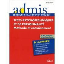 Tests psychotechniques et de personnalité - Je m'entraîne (2e édition)