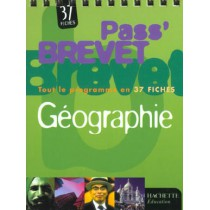 Pass'Brevet - Geographie