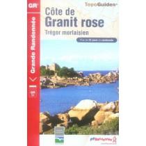 Côte de granit rose, trégor morlaisien - Gr34. 36