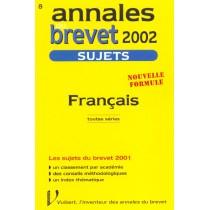 Brevet Francais - Toutes Series - Sujets Seuls