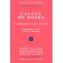 Calcul De Doses Comprendre Pour Reussir