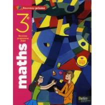 Maths - 3Eme - Manuel de l'élève