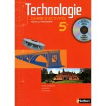 Technologie - 5Eme - Cahier d'activités (édition 2010)