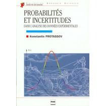 Probabilites Et Incertitudes Pour L Analyse Des Donnees