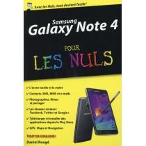Samsung galaxy note 4 pour les nuls