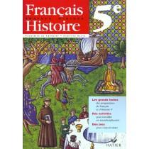 Francais Histoire - 5E - Travaus Diriges