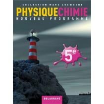 Physique-chimie - 5Eme - Livre de l'élève (édition 2010)