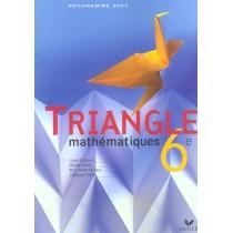 Mathématiques - 6Eme - Livre de l'élève (édition 2005)