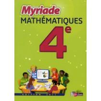 Mathématiques - 4Eme - Manuel de l'élève (édition 2011)