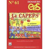 Le capeps - Se préparer aux épreuves écrites et orales