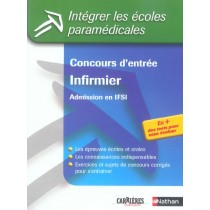 Concours Entree Infirmier N13