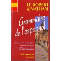 Robert & Nathan Grammaire De L'Espagnol