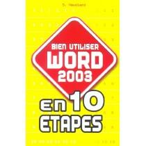 Bien Utiliser Word 2003