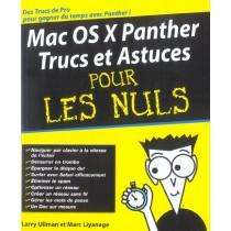 Mac os x panther, trucs et astuces pour les nuls