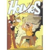 Holmes, detective monkey T.1 - L'origine des especes