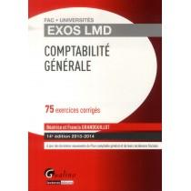 Exercices corrigés de comptabilité générale (14e édition)