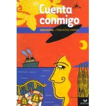 Espagnol - 1Ere année - Manuel de l'élève (édition 2002)