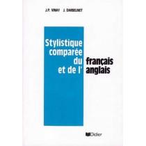 Stylistique Comparee Du Francais Et De L'Anglais Livre