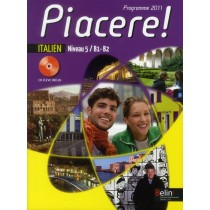 Italien - Niveau 5 / B1-B2 - Livre de l'élève