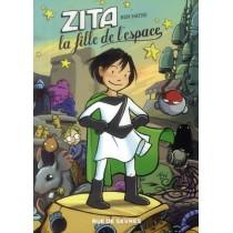 Zita T.1 - La fille de l'espace