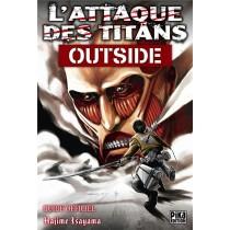 L'attaque des titans - Outside - Guide officiel