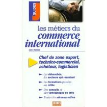 Les Metiers T.227 - Du Commerce International