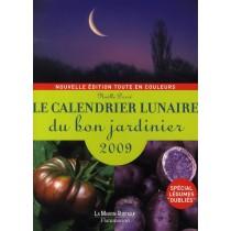 Le calendrier lunaire du bon jardinier 2009