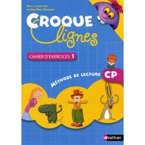 Lecture - CP - Cahier d'exercices t.1