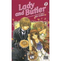 Lady and Butler t.2